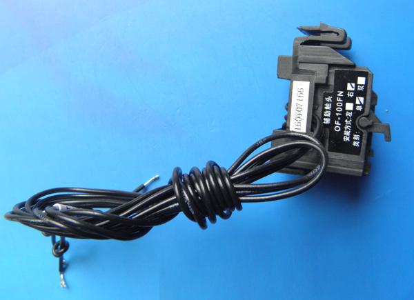 CDM3-100 漏电辅助触tou